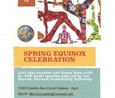 Yoga Spring Equinox Celebration