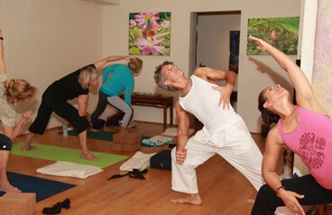 yoga classes in Miami